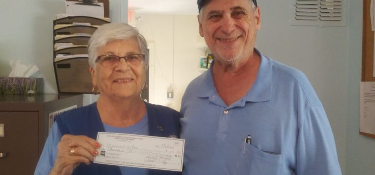 KofC Council 11680 Donates to St Vincent DePaul Pack a Sack